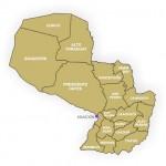 Paraguay's provinces