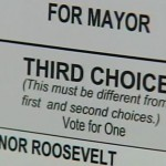 Printable voter guide to San Francisco's mayoral candidates